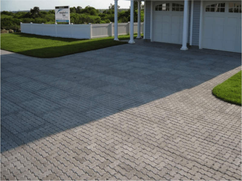 permeable driveway pavers