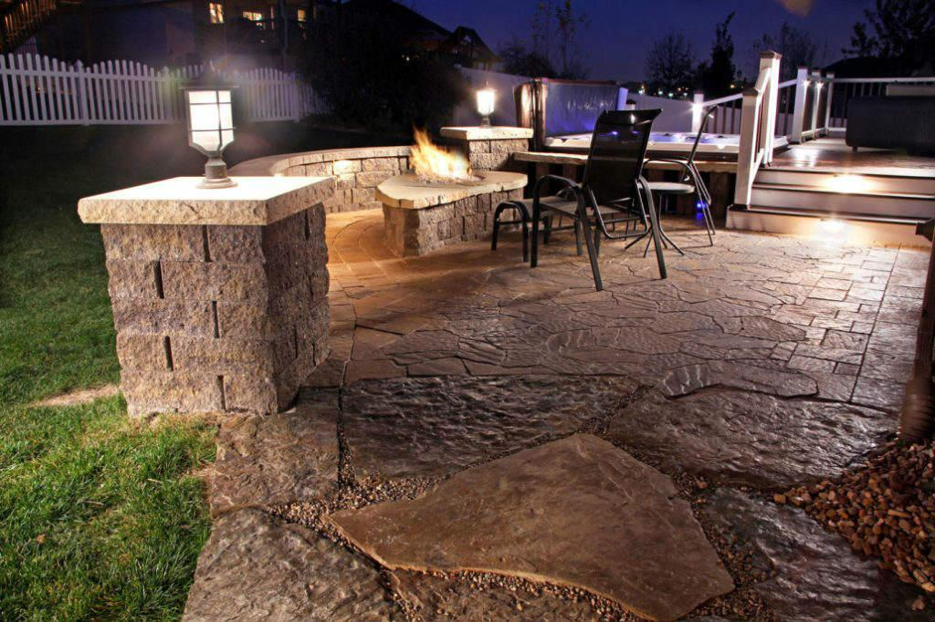 Landscape lighting designs ma the patio company gallery aloadofball