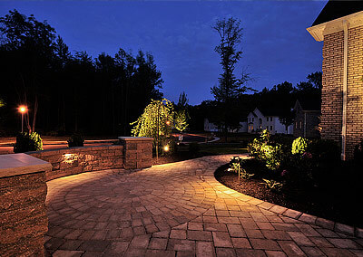 outdoor lighting designer ma