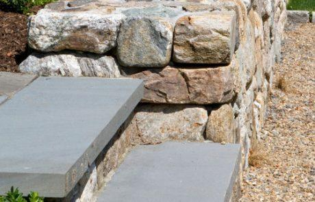 stone landscaping services in ma
