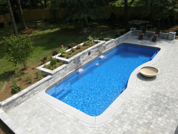 Inground pools in massachusetts the patio company for Inground pool contractors