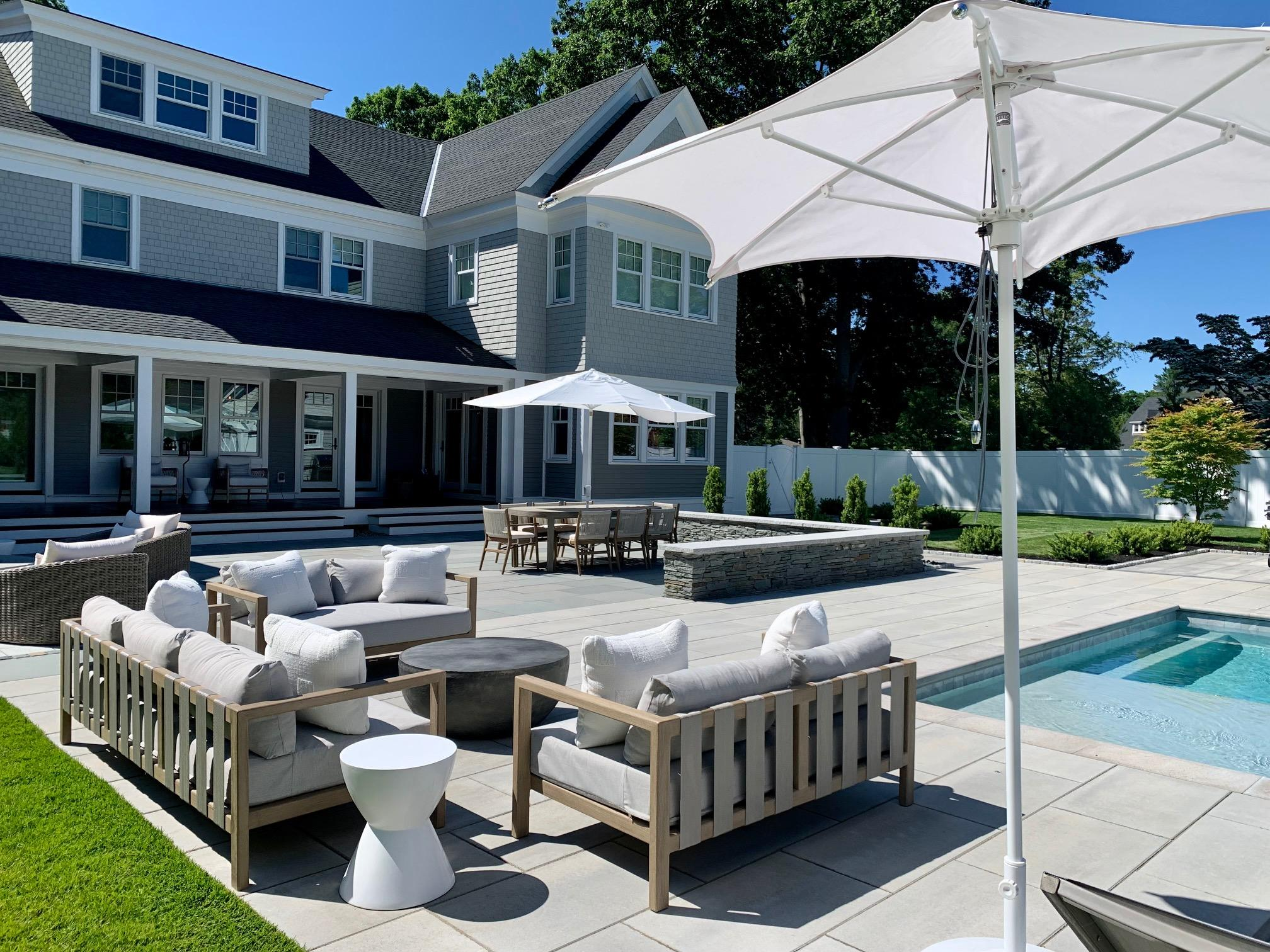pool patio in manchester